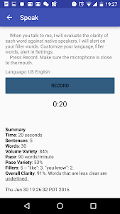 Speech Master (Premium) v0.0.4