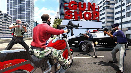 Grand Action Simulator - New York Car Gang 1.2.4 1