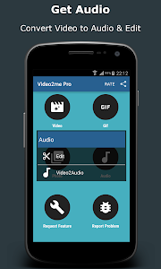 Video2me Pro: Video, GIF Maker v0.9.9.8 b78 [Patched]