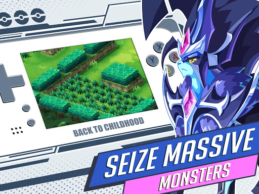 Code Triche Elf League-Dragon Monster Merge  APK MOD (Astuce) screenshots 1