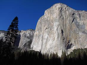 Photo: El Capitan, first view. #2573