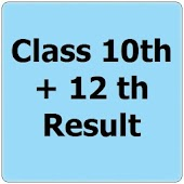 INDIA Board  & University Result (10th and 12th)