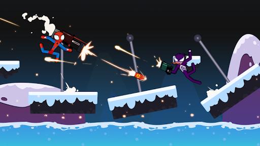 Spider Stickman Fighting - Supreme Warriors 1.1.1 screenshots 5