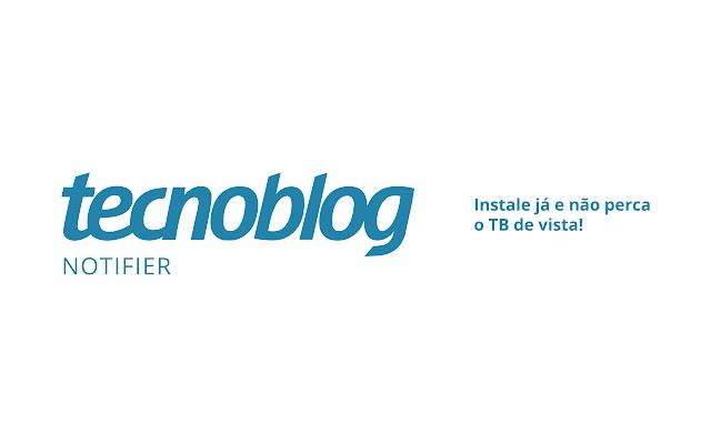 Tecnoblog Notifier