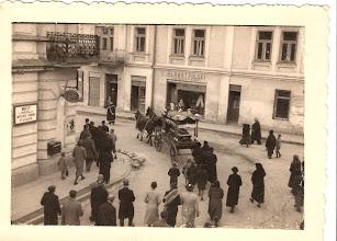 Photo: Polish funeral, Milec , 10-27-40