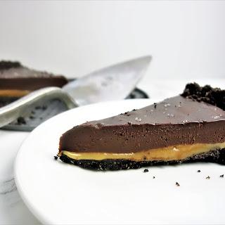 Chocolate Caramel Pie.