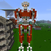 Robot Ideas - Minecraft