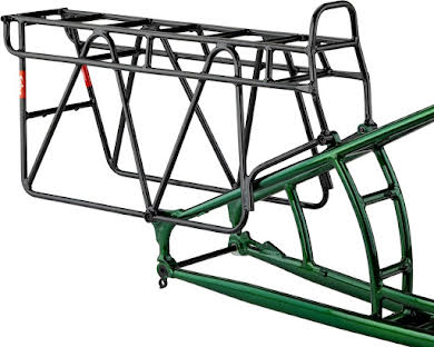 Salsa Blackborow Fat Bike Frame - Aluminum Green alternate image 4