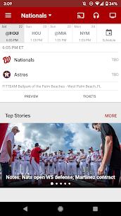 MLB – MOD for Android 1