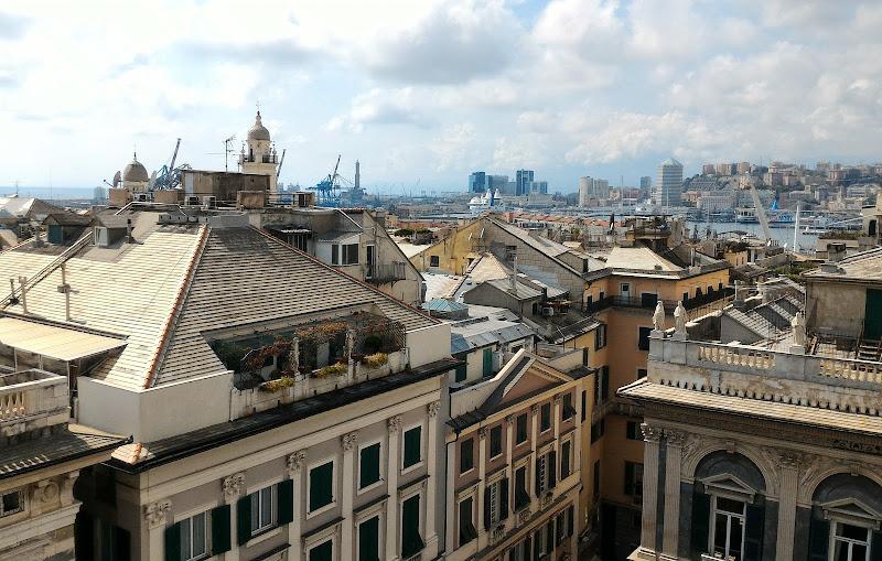 Genova dall'alto di VeraWilma