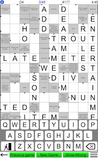 Arrow Crossword screenshots 13