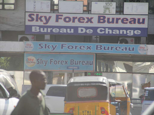 forex bureau along mombasa road