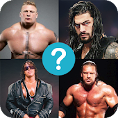 Wrestling Quiz: Guess the wrestler game