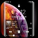 LockScreen Phone XS - Notification icon