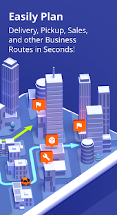 ROUTE4ME Screenshot