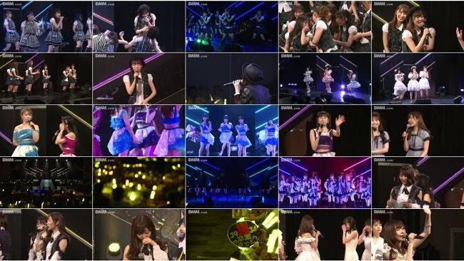 190413 (1080p) HKT48 チームH「RESET」公演 指原莉乃 卒業公演 DMM HD