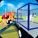 Multistorey US Police Dog Transport Games 2020 icon