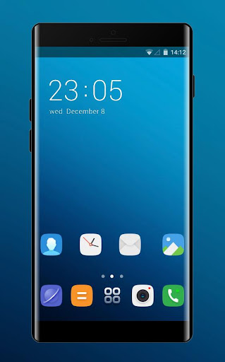 Theme for Lenovo A1000 Live Wallpaper by Pop Theme Launcher