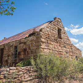 This old house. by Lanie Badenhorst - Buildings & Architecture Homes ( #architecture, #memories, #loveoldbuildings, #historical, #oldhouse )