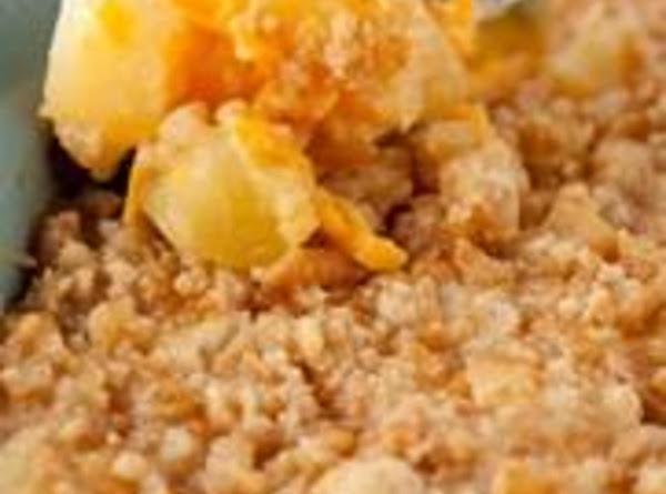 Grandma's Pineapple Casserole- Good With Ham Recipe