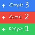 Simple ScoreKeeper icon