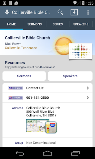 Collierville Bible Church