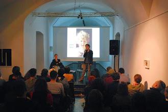 Photo: 11. večer GLBT-proze in poezije v ŠKUC-u.