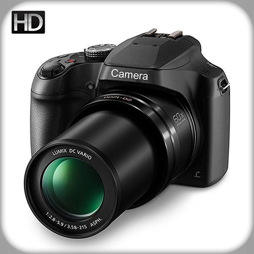 4K Ultra Zoom HD Camera