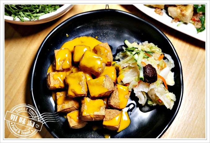 陳漢吉臭豆腐鍋燒餃子專賣黃金起司臭豆腐