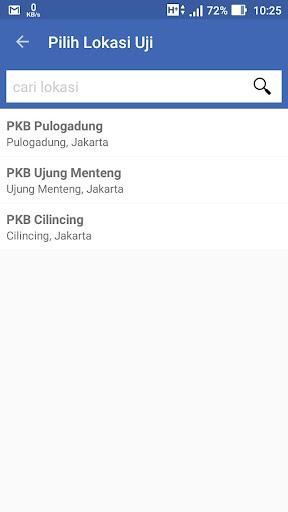 eKIR Jakarta - Booking  screenshots 6