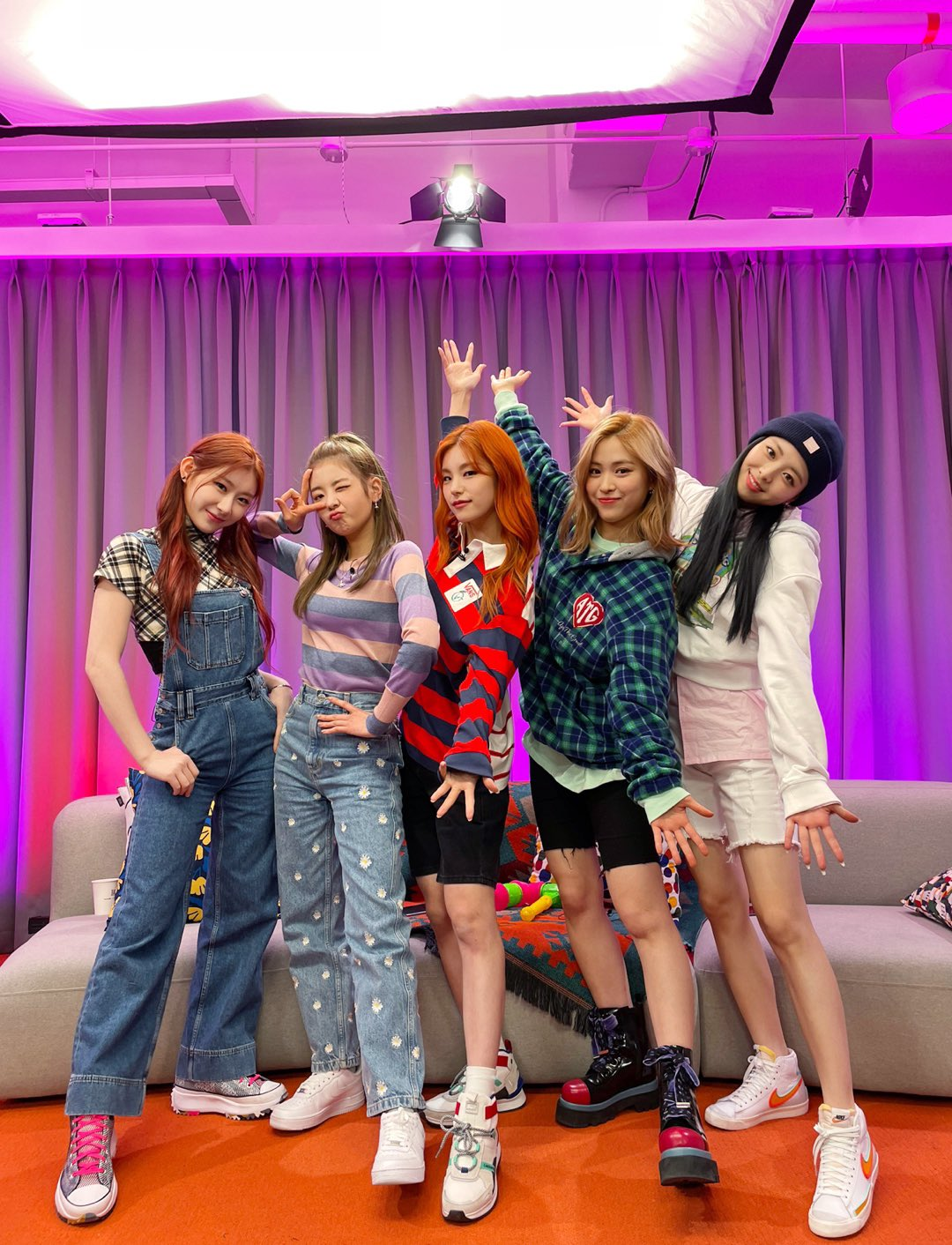itzy @ITZYofficial