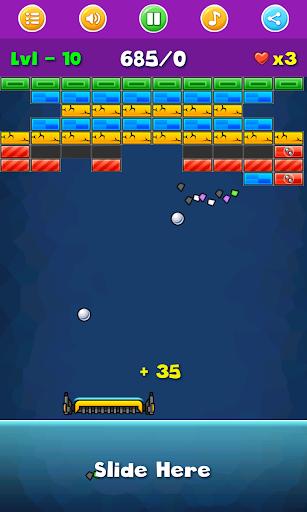 Super Brick Breaker apktram screenshots 5
