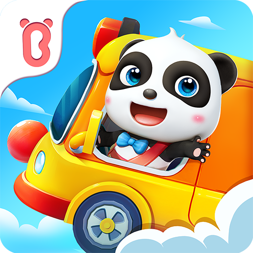 Let's Drive! -Baby Panda's School Bus