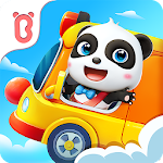 Let's Drive! -Baby Panda's School Bus 8.22.00.05
