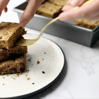 Blondies Recipe