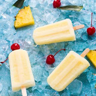 Piña Colada Popsicles Recipe