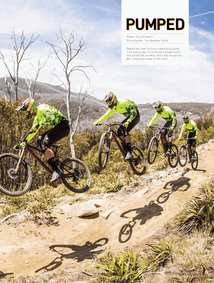 Australian Mountain Bike- screenshot