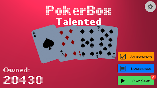 PokerBox - Video Poker- screenshot thumbnail