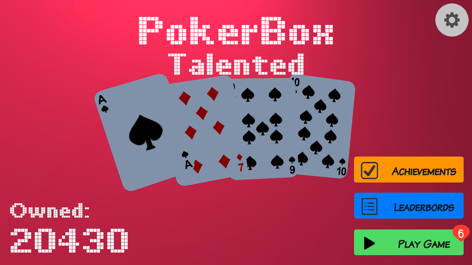PokerBox - Video Poker- screenshot