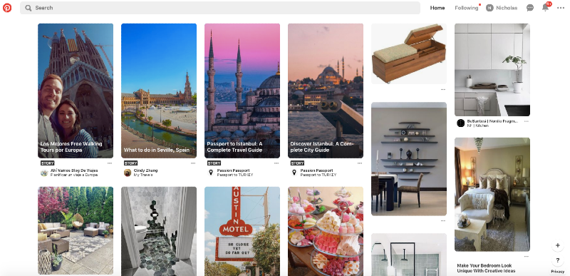 How Pinterest Leveraged Other People's Platforms