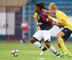 Serie A : Omeonga monte au jeu mais le Genoa s'incline