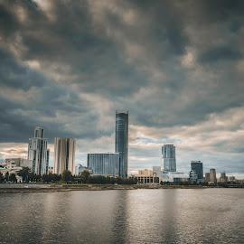 Ekaterinburg. by Darijan Mihajlovic - City,  Street & Park  Skylines (  )