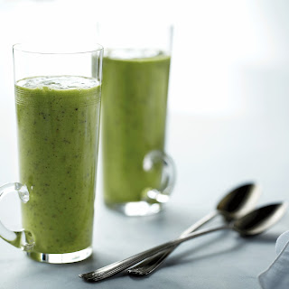 Green Chia Smoothie.