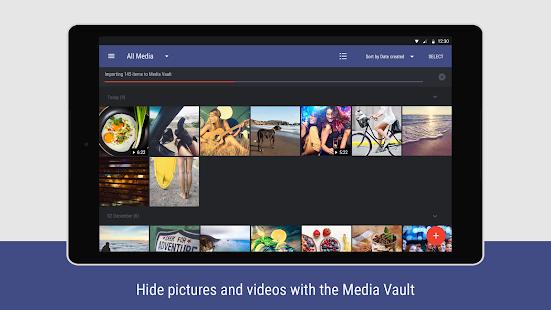 Hexlock App Lock & Photo Vault Screenshot 9