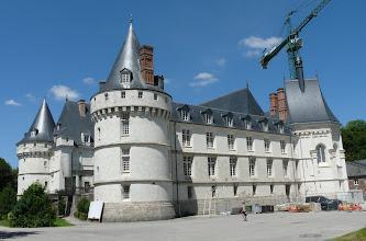 Photo: chateau de Mesniere