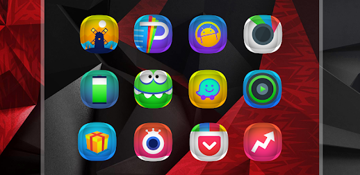 Verom - Icon Pack APK
