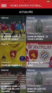 Rodez Aveyron Football - náhled