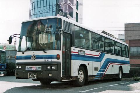 西鉄「ぎんなん号」 4579