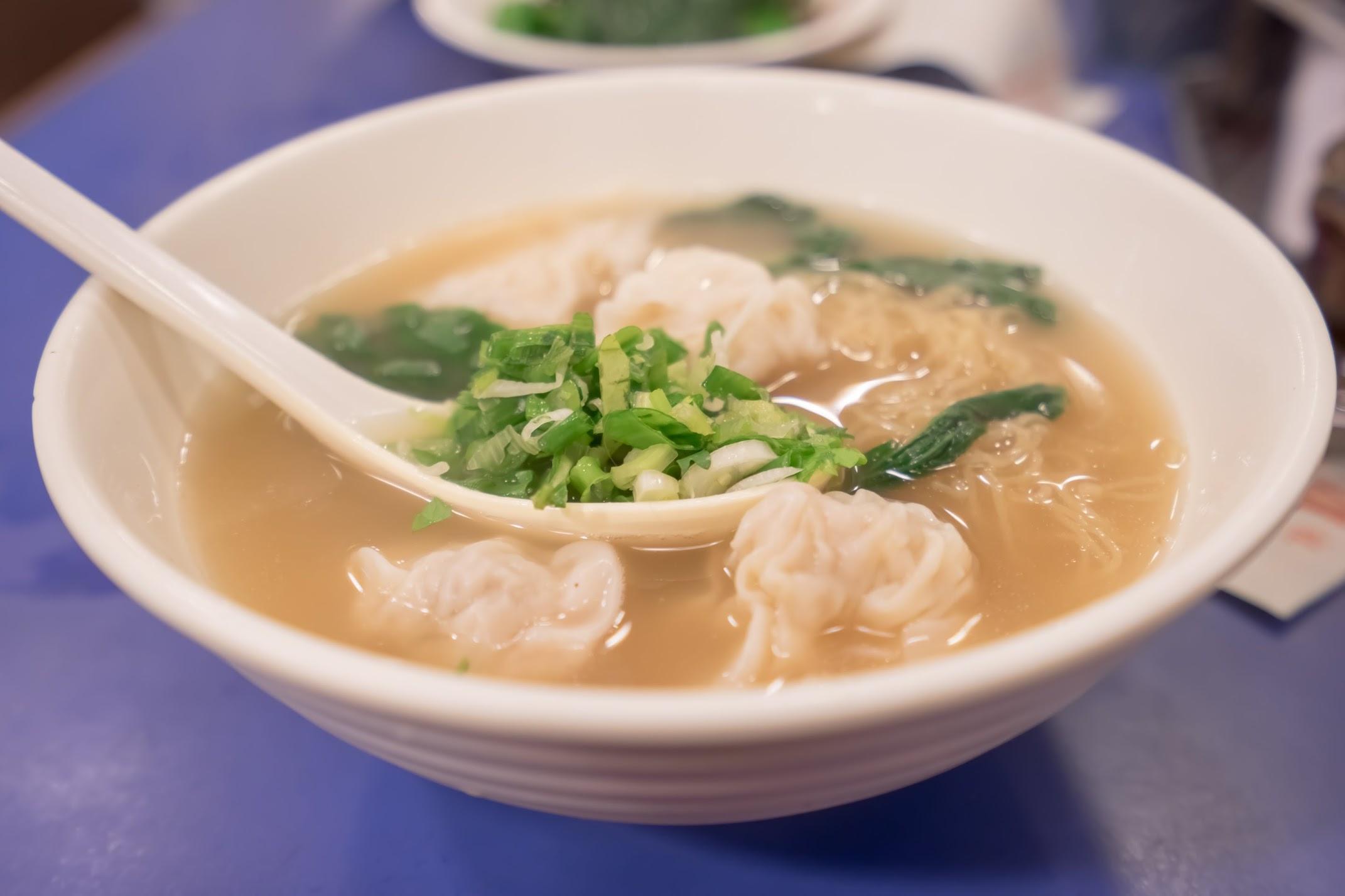 香港 雞記潮州麵食3