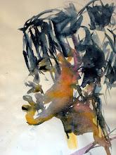 Photo: Jamaican woman, Ocho Rios